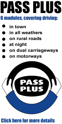 Pass Plus with Derbyshire based driving school ADS Driving
